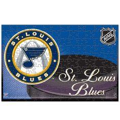 St. Louis Blues Puzzle 150 pc.