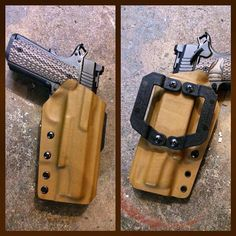 PHLster Kydex Holster, Leather Holster, Concealed Carry Men, Zombie Survival Gear, Bug Out Gear, Steampunk Gun, Open Carry, Reloading Bench, Everyday Carry Gear