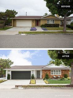 Hidden Potential by Jasmine Roth Episode I Can't Believe This Is Our House In This House We, Up House, House Front, Home Exterior Makeover, Exterior Remodel, Exterior Paint Colors For House, Exterior Color Palette, Exterior Colors, House Makeovers