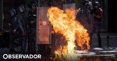 O mês de janeiro registou o maior número de protestos de sempre na Venezuela. Em 31 dias, ocorreram 714 protestos e 141 saques. http://observador.pt/2018/02/15/venezuela-registou-em-janeiro-o-mais-elevado-numero-de-protestos/