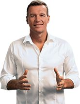"""Sir John Kirwan KNZM MBE, former All Black and one of the highest try scorers in the game of International Rugby Union history. He says, """"If we can acknowledge that depression is not a weakness and suicide is not an option, we can change the world. Mental Health Foundation, International Rugby, All Blacks, Change The World, Depression, Men Casual, Paint, Shit Happens, Game"""