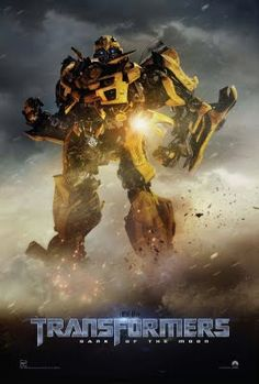 Transformers Dark Of The Moon Poster #Tranformers #TF3 #Bumblebee