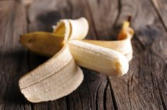 Banana peel contains great nutrients, and in some cultures it is part of the traditional menu. Same as the fruit itself, the peel is rich in magnesium, potassium, fiber, protein, and vitamins B6 and B12. It is also packed with bioactive compounds like polyphenols and carotenoids