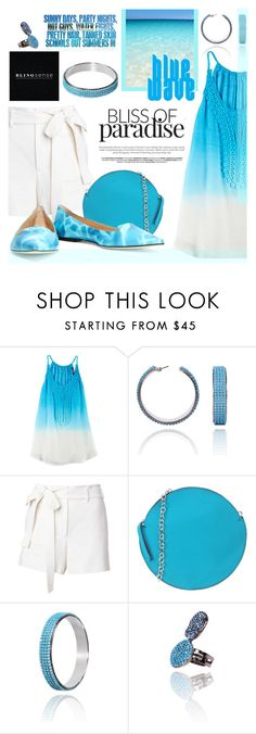 """""""Handcrafted jewelry-Blingsense"""" by samketina ❤ liked on Polyvore featuring A. Byer, Helmut Lang, Leghilà, Jimmy Choo, jewelry and blingsense"""