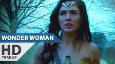 Look whats coming! Wonder Woman Teaser Trailer - First Footage (2017) Gal Gadot DC Superher...