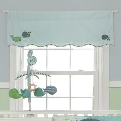 22 Nursery Valances Ideas | Nursery Valance, Nursery, Nursery Window Treatments