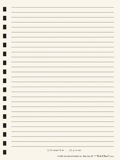 Blank Journal Page - Bing Images