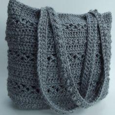 Beads and Diamonds Purse | Crochet Pattern