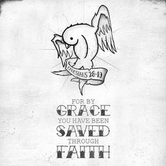 God saved you by his grace when you believed. And you can't take credit for this; it is a gift from God. Salvation is not a reward for the good things we have done, so none of us can boast about it. Ephesians 2:8-9