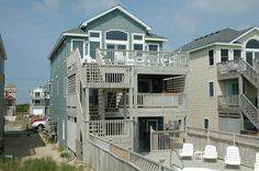 Nags Head Vacation Rental: Castle Surf 689 |  Outer Banks Rentals