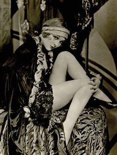 Nancy Nash Promo shot for The Loves of Carmen, by Max Munn Autrey c.1927