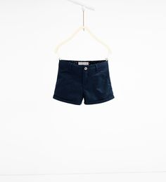 Shorts with pockets - GIRL | 4 - 14 years - NEW IN | ZARA United States