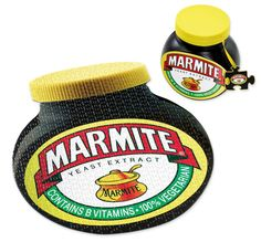 There are few things more iconic than the Marmite jar. Inside Gibsons larger than life replica jar is a 500 piece jigsaw puzzle which is sure to challenge the Lovers and Haters alike. With a screw-top lid the nifty jar makes a cracking storage pot suitable for all manner of knick-knacks.