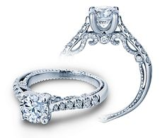 INSIGNIA-7066R engagement ring from The Insignia Collection of diamond engagement rings by Verragio