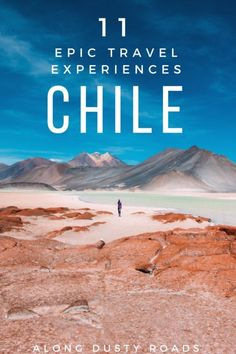 Looking for things to do in Chile? Here are 11 amazing, truly epic experiences! Home to some of the best outdoors experiences in the world, Chile offers up amazing travel experiences. Here's our 11 favourite things to do in Chile. South America Destinations, South America Travel, Backpacking South America, North America, Backpacking Europe, Cool Places To Visit, Places To Travel, Travel Destinations, Africa Destinations