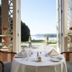 Storrs Hall Hotel - The Restaurant | The Luxury Restaurant Guide