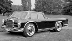Mercedes Benz 600 Carry-All by Andy