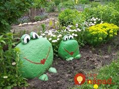 Rock garden landscaping - 50 Best Animal Painted Rocks for Beginner Rock Painters Garden Yard Ideas, Garden Crafts, Garden Projects, Garden Landscaping, Garden Decorations, Rock Painting Ideas Easy, Rock Painting Designs, Stone Crafts, Rock Crafts