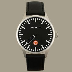 Single Hand Watches by Defakto