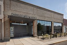 Located in the center of Walla Walla on South Spokane Street is the Charles Smith Wines World Headquarters and Wine Tasting Room.