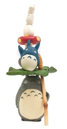 Amazon.com: Studio GhibliMy Neighbor Totoro Tsumu Tsumu (Japan Import): Toys & Games