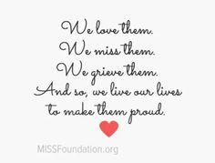 We love them