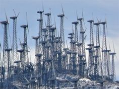 """*** America's big 'green' wrecking machines cfact.org Mary Kay Barton 19 August 2015 Politically connected industrial wind zealots are destroying rural America and electricity markets """"If you have ..."""