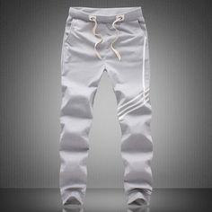 Wholesale Mens Sports Joggers Harem Pants Plus Size M-5XL Jogging 2015 Casual Men Boys Jogger Pant Male Sweatpants Trousers