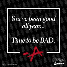 #PLLChristmAs Special Tuesday at 8|7c on #abcfamily!