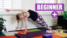 BEGINNER+ YOGA FLOW Detox, Total Body, Connect It All  // 35 min. Practi...