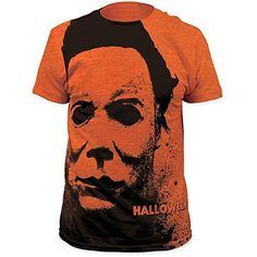 Halloween - Mens Night He Came Home T-shirt Large Black