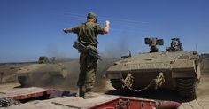 #MONSTASQUADD Syria Says Israel Bombed a Military Base