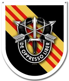 5th Special Forces Group 1964-1985, 2016-Present