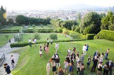 Forte Belvedere - Inaugurazione Penone