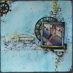 for the moodboard challenge over at Scrap around the world :)