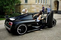 Matte Black Agera R Repinned by Surviving Mesothelioma http://www.survivingmesothelioma.com