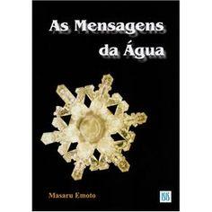 Livro - As Mensagens da Água