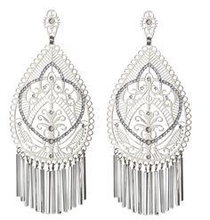 earrings Dream Catcher, Mosaic, Bohemian, Jewels, Jewellery, Crystals, Chic, Earrings, Home Decor