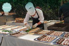 Conoce nuestros servicios de banquetes para cualquier tipo de evento. | #MarielleGourmet #banquetes #ambanquetes #gourmet #food #events #weddings #bodas