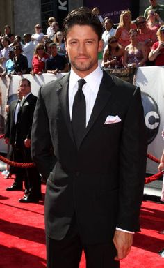 James Scott- Days of Our Lives :) my #1 celebrity pick! He also has a British accent!!!!!