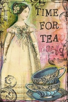 always time for tea...