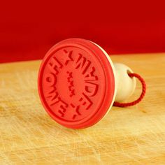 Home Made Cookie Stamp now featured on Fab.