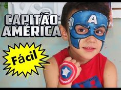 12 pinturas rapidas para o dia das crianças - YouTube Birthday Crafts, Baby Decor, Youtube, How To Make, Painting, Projects, Face Painting For Boys, Easy Face Painting, Facepaint Ideas