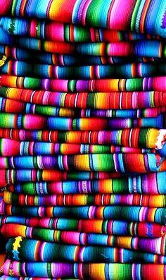 #Rainbow #colors ToniK ❖de l'arc-en-ciel❖❶ #Serapes www.flickr.com/photos/javierucles/97174578/