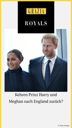 Seit dem Megxit und der Auswanderung von Prinz Harry und seiner Ehefrau Meghan Markle in die USA ist einige Zeit vergangen – doch nun kehren sie wohl nach England zurück… #grazia #grazia_magazin #meghanmarkle #prinzharry #royals #royalnews #sussex Meghan Markle, Royal News, Sussex, Prinz Harry, Hot Stories, England, Royals, Usa, English