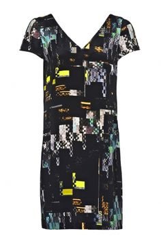 Zoe Jordan Kuma Silk Dress - Just In - Shop - London-Boutiques.com
