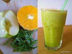 Skvělý je i zázvor. Cantaloupe, Smoothies, Lime, Fruit, Drinks, Food, Smoothie, Drinking, Limes