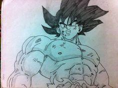 DBZ...Goku...Big fan of the series...