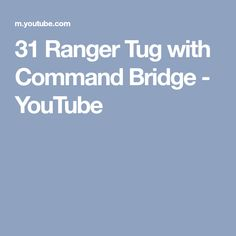 Dave Turner, Sales Manager of Port Boat House Ltd, gives a tour of the 2014 Ranger Tug with command bridge. Port Boat House Ltd is located in Port Albern. Boat House, Ranger, Boats, Bridge, Youtube, Ships, Bridge Pattern, Bridges, Youtubers