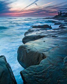 Windansea Beach - La Jolla - San Diego - California by Dominique  Palombieri, via 500px